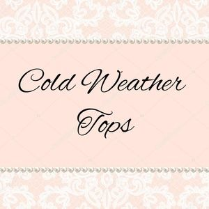 Cold weather tops